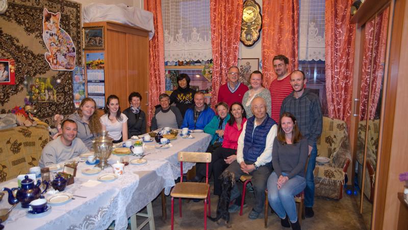 St Petersburg family