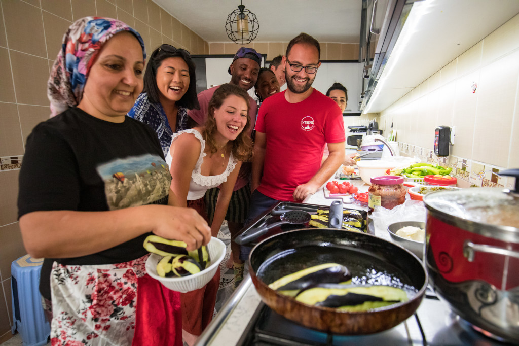 Intrepid Travel-Turkey_Goreme_Cappadocia_Cooking-class_July2019-0092